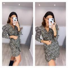 ¡Novedades en stories! ✨🖤 Vestido Carmela 39,95€ (tallas XS-L) y botín Casi 45,95€ #multibrand #comercio #vestidos #compras #gandia #tiendasbonitas